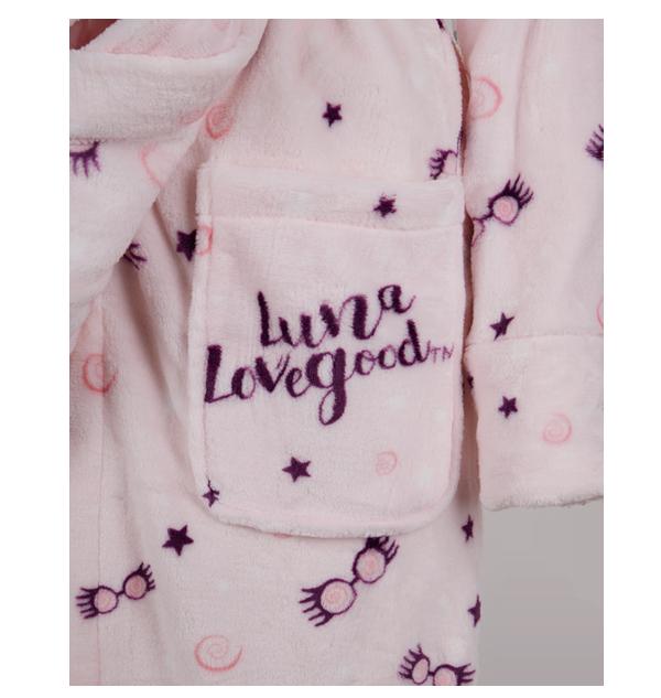 PL00010125 2 Boutique harry potter Peignoir Luna Lovegood rose