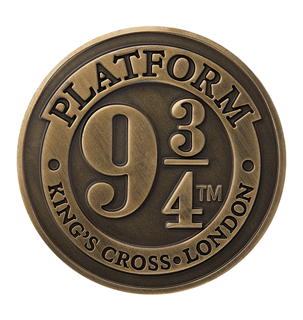 Aimant logo Platform 9 3/4