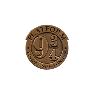 Badge platform 9 3/4