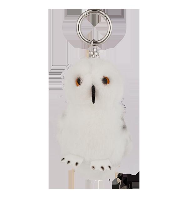 Porte-clés Peluche Hedwig