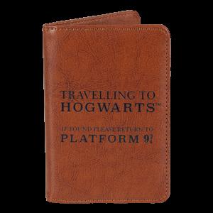 Porte-passeport Platform 9 3/4