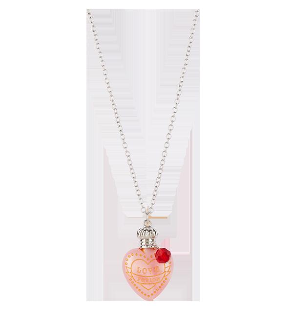 Collier pendentif Potion d'amour