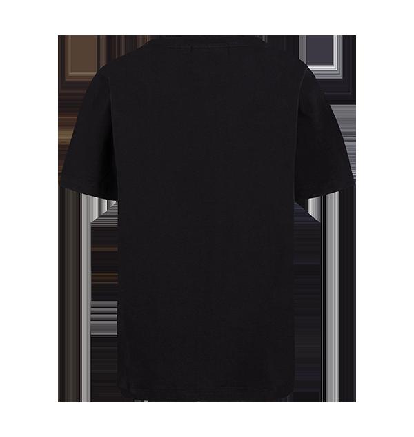 PL00011239 2 Boutique harry potter T-shirt noir pour enfants Poudlard