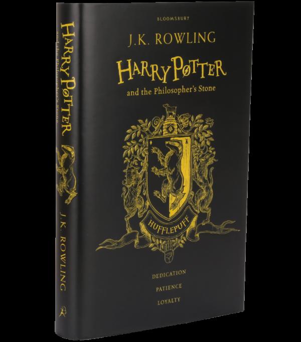 Harry Potter et la Pierre philosophale Edition Poufsouffle 20ème Anniversaire (Cartonné)