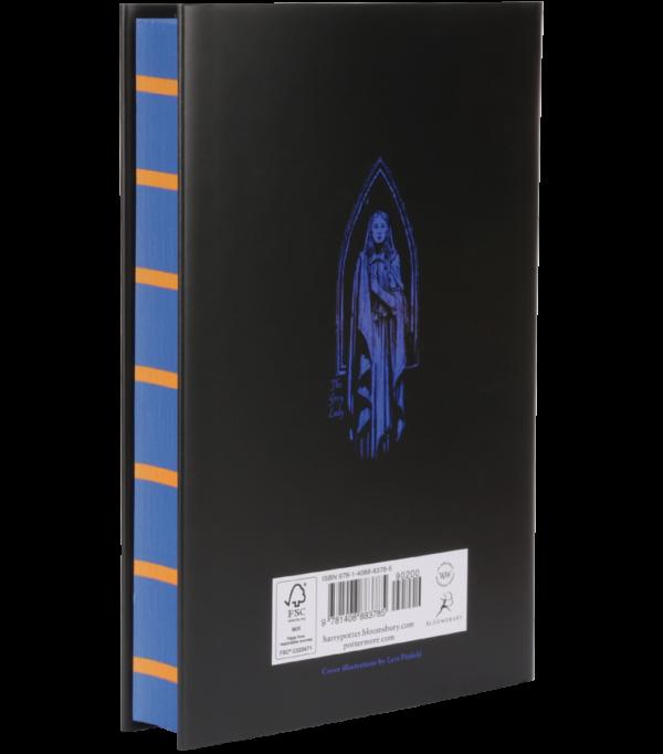 Philosophers Stone Anniversary Hardback Ravenclaw 3443a025 8ea8 4a3f b23a 1bb7bbd21c81 Boutique harry potter Harry Potter et la Pierre philosophale Edition du 20ème anniversaire de Serdaigle bleu (cartonné)