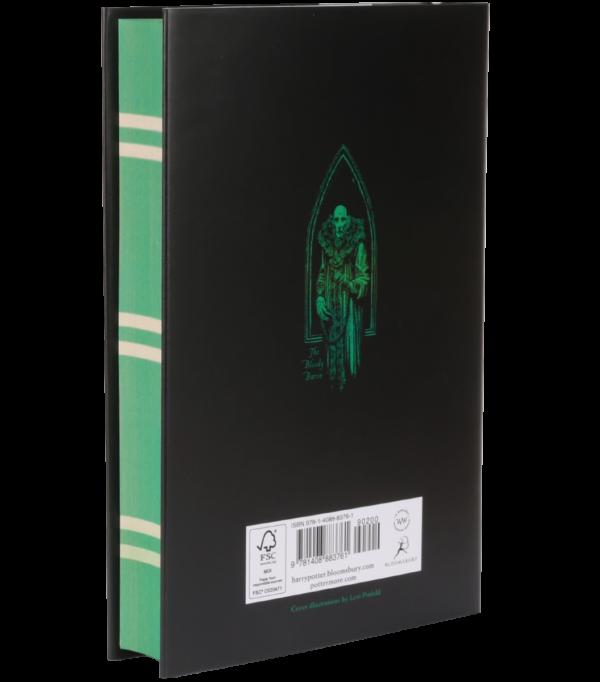 Philosophers Stone Anniversary Hardback Slytherin 9b451ab2 c309 46bd 92e4 98e24de7f1ca Boutique harry potter Harry Potter et la Pierre philosophale Edition 20ème anniversaire de Serdaigle (cartonné)