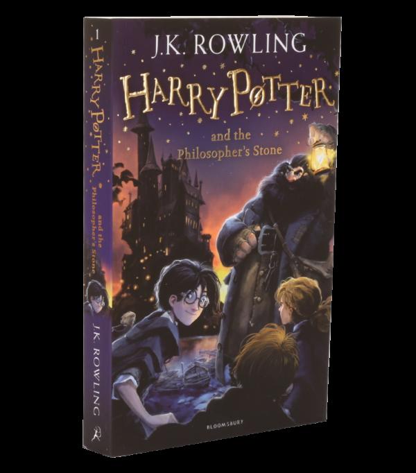 Nouvelle édition de Harry Potter et la pierre philosophale livre de poche