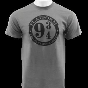 T-shirt Platform 9 3/4 Gris