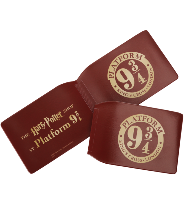Porte-cartes Plateforme 9 3/4 Oyster