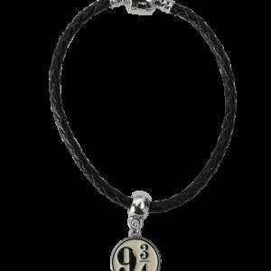 Pendentif et bracelet Platform 9 3/4 Glissière