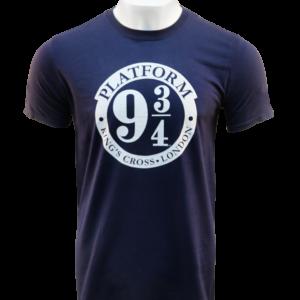 T-shirt Navy Plateforme 9 3/4