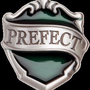 Badge de préfet de Serpentard
