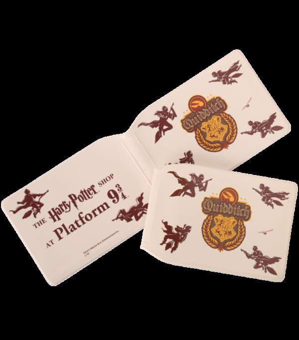 Porte-cartes Oyster Quidditch