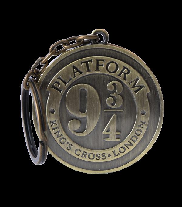 Ravenclaw round crest keyring002 Boutique harry potter Porte-clés en métal Serdaigle