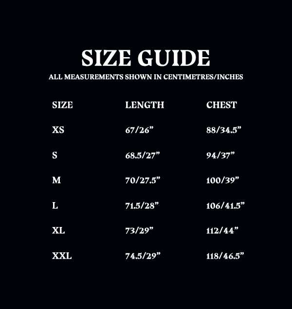 Size Guide Quidditch Jumper e007fac1 7ff5 4dbb a043 472c73bd7572 Boutique harry potter pull harry potter