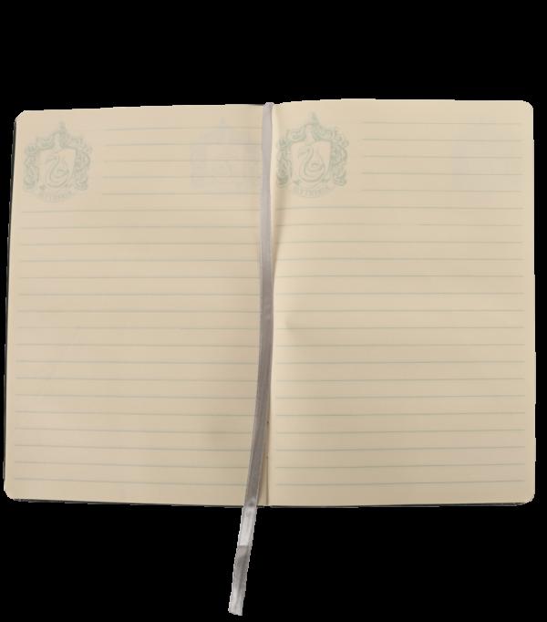Slytherin Notebook Template a4358012 36ef 4830 a99c a9f866e19064 Boutique harry potter Carnet de Note Harry Potter