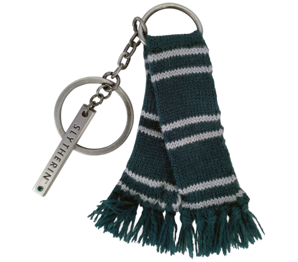 Slytherin scarfkey2 Boutique harry potter porte clé harry potter
