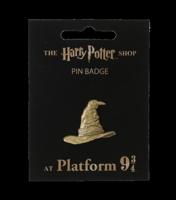 Sorting Hat Pin Badge001 Boutique harry potter Badge de l'épingle à Choix Peau de Triage