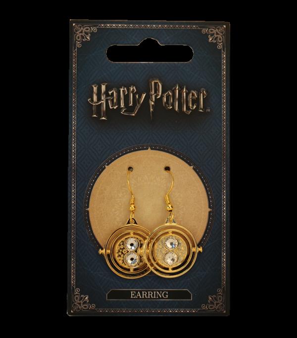 Time Turner earrings Boutique harry potter boucle d oreille harry potter