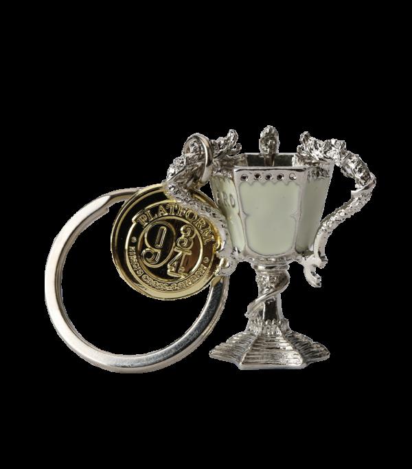 Tri Wizard Cup Keyring002 Boutique harry potter Porte clé harry potter