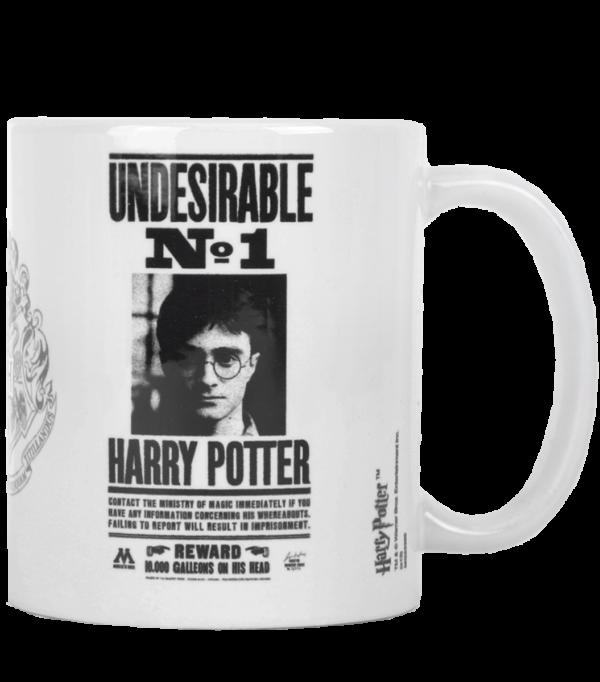 Tasse Harry Potter Indésirable No.1