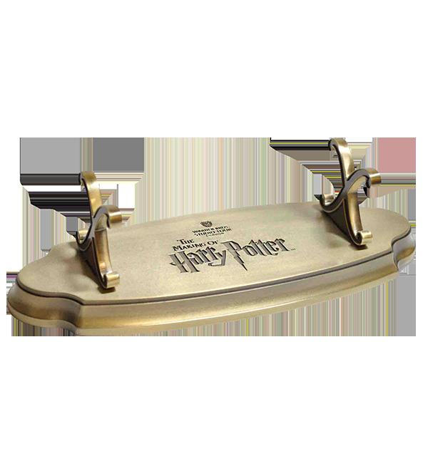 WandStand 3 Boutique harry potter Support de Baguette Harry Potter