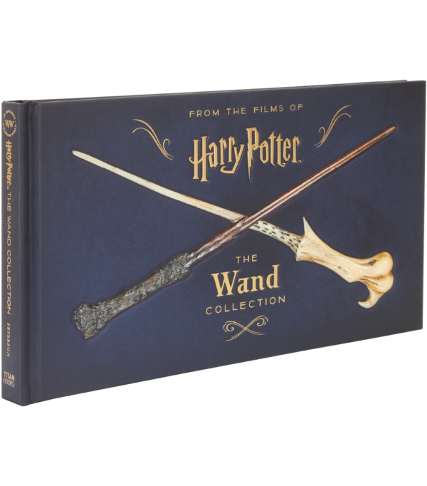 La collection de baguettes Harry Potter