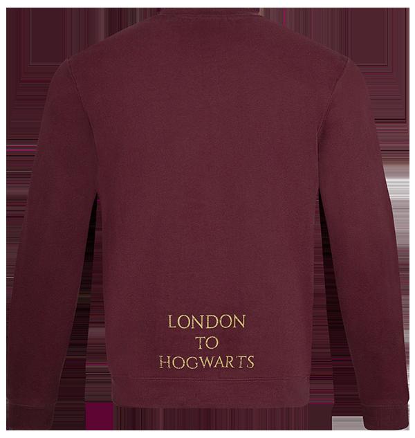 adult P934 sweatshirt2 Boutique harry potter Pull Harry Potter