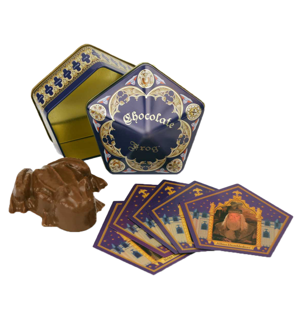 chocolatefrog1 Boutique harry potter Chocolat Harry Potter