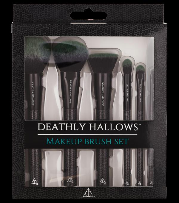 deathlyhallows brushes1 Boutique harry potter Set de pinceaux Reliques de la Mort