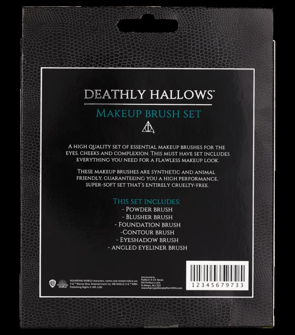 deathlyhallows brushes2 Boutique harry potter Set de pinceaux Reliques de la Mort