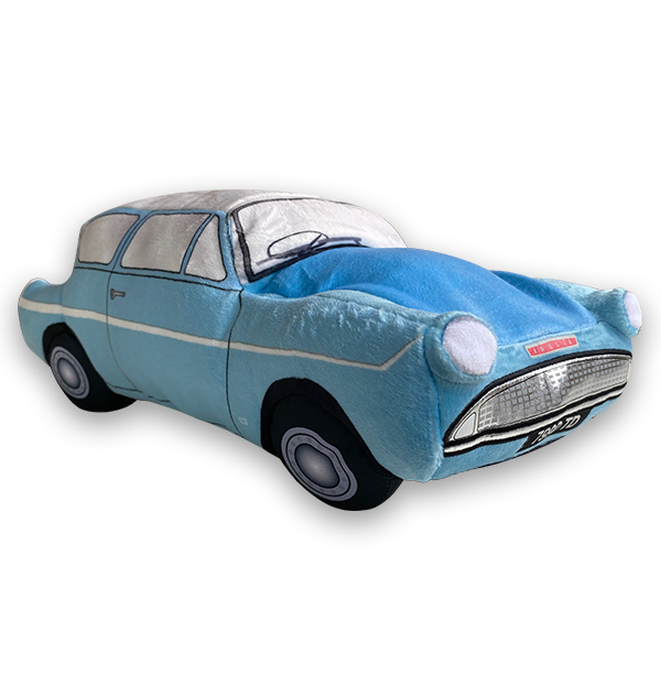 ford anglia1 Boutique harry potter Coussin en peluche Ford Anglia