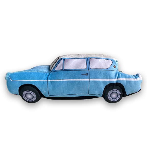 ford anglia3 Boutique harry potter Coussin en peluche Ford Anglia