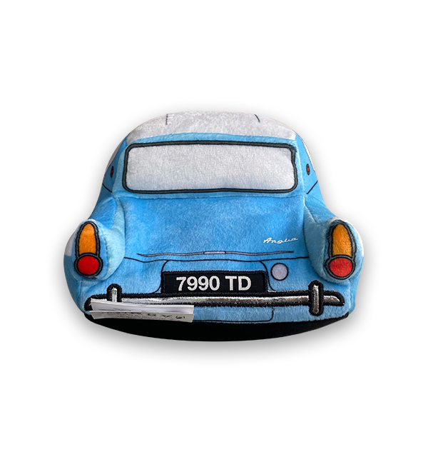 ford anglia4 Boutique harry potter Coussin en peluche Ford Anglia