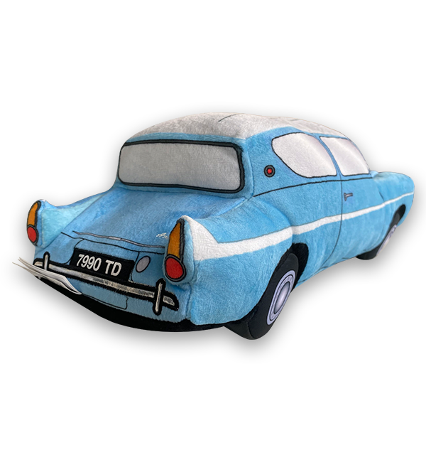 ford anglia5 Boutique harry potter Coussin en peluche Ford Anglia