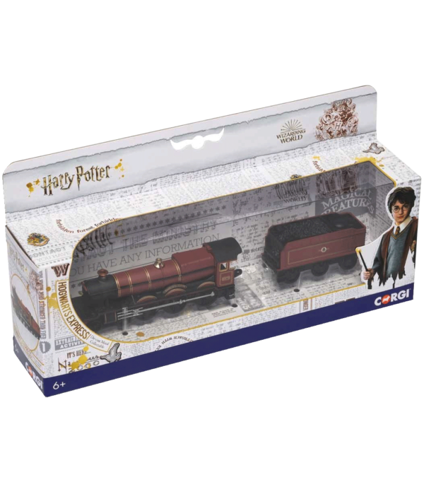 Train Harry Potter Poudlard Express