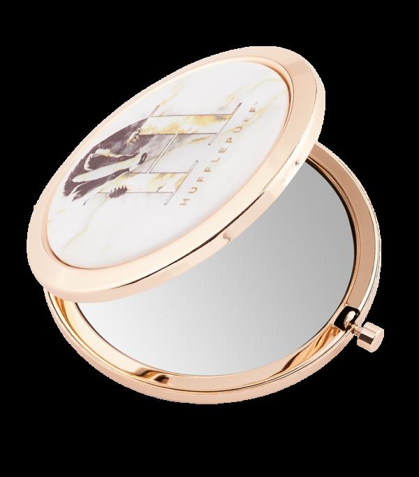 mirror huff2 Boutique harry potter Miroir compact Poufsouffle