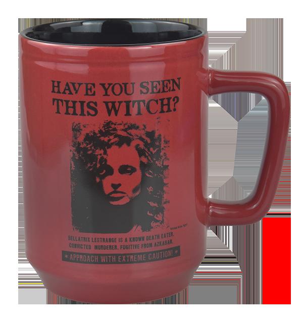 Avez-vous vu cette sorcière