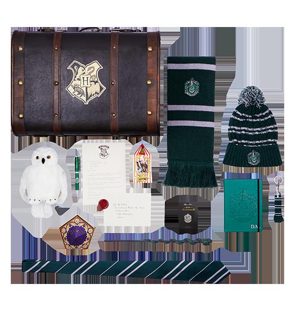 slyth gift trunkB Boutique harry potter Objet Harry Potter Serpentard