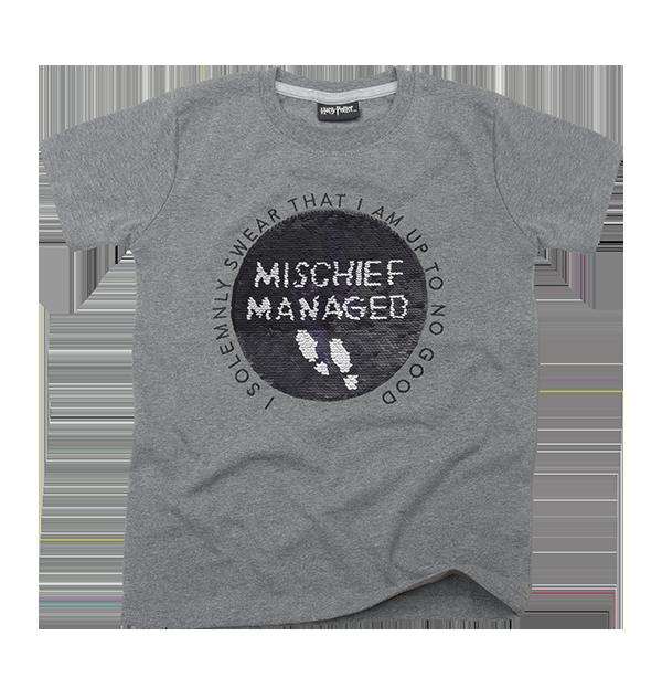 T-shirt pour enfants La Carte Du Maraudeur