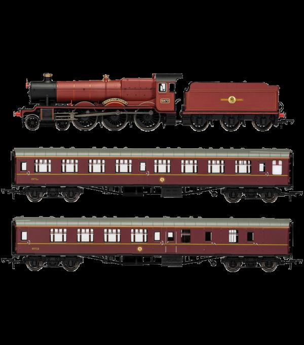 trainset3 Boutique harry potter Collection train Poudlard Express