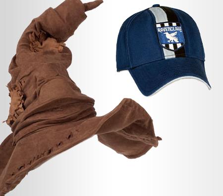 chapeau Boutique harry potter Accueil