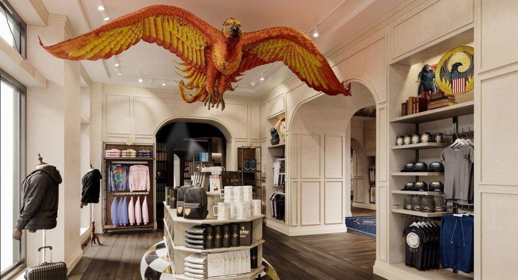 laboutiqueharrypotter1145 Boutique harry potter Aujourd'hui On vous parle du Shopping dans le monde magique de Harry Potter au sein de la galerie commerciale du Village Joué club.