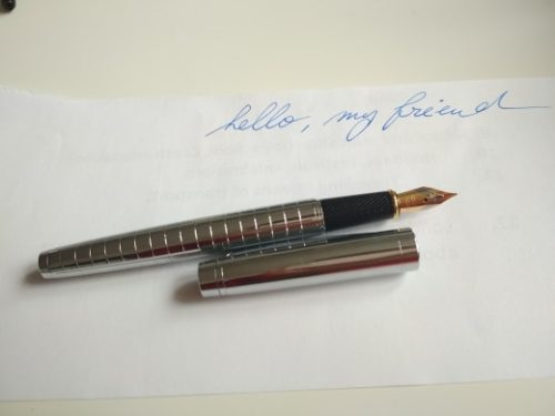 Le stylo plume élégant photo review