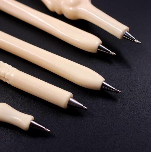 stylo à bille original en forme d'os