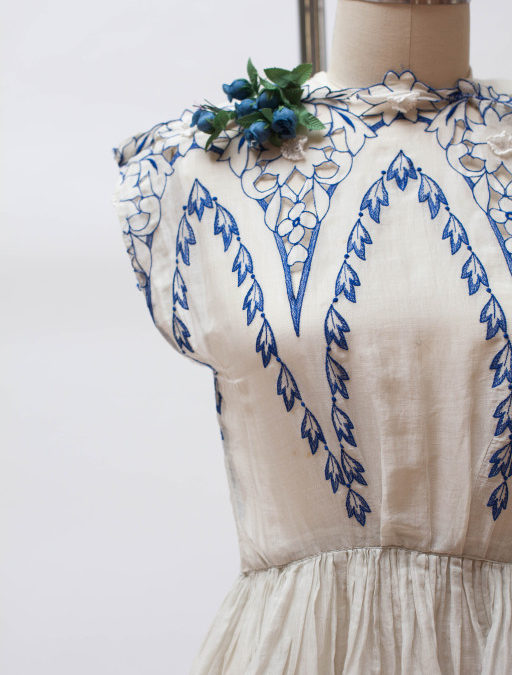 La Robe Fleurie Tendance de Toujours