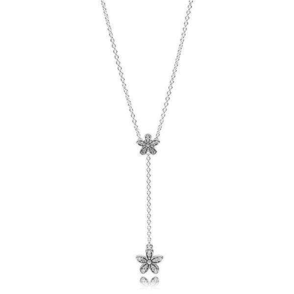 PDX collier cha ne en argent Sterling 100 pour femme breloque basique ajustable avec Logo