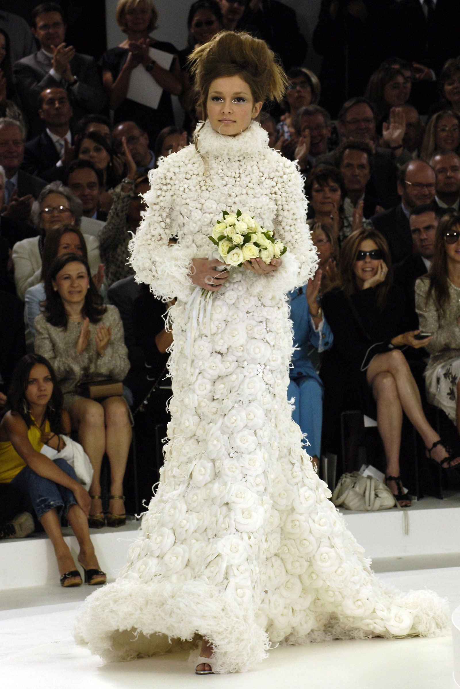 chanel fall 2005 couture 00500h solange wilvert