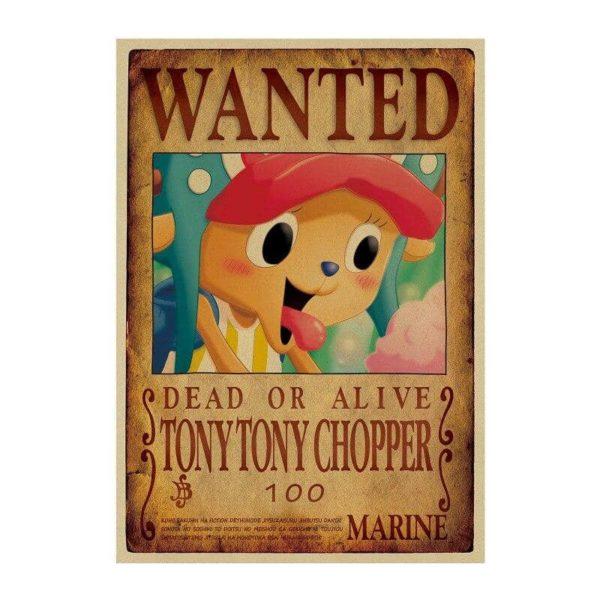 poster one piece chopper