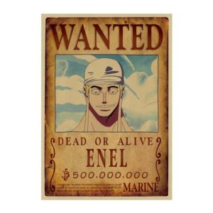 poster one piece ener